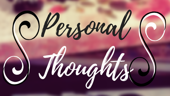 PersonalThoughts